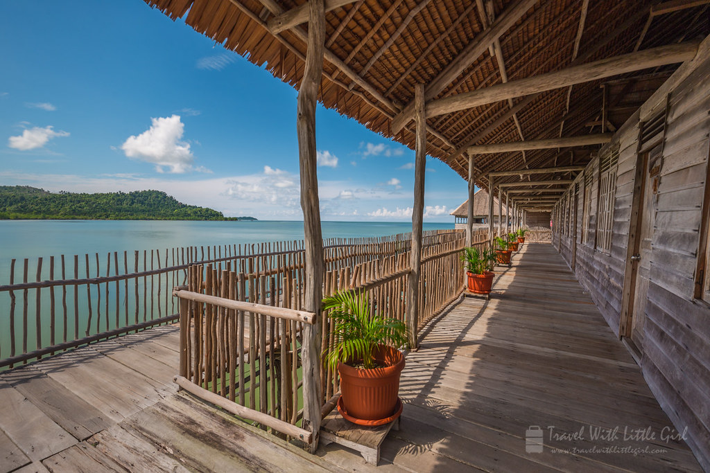 The Blue Sky with Telunas, Telunas Beach Resort