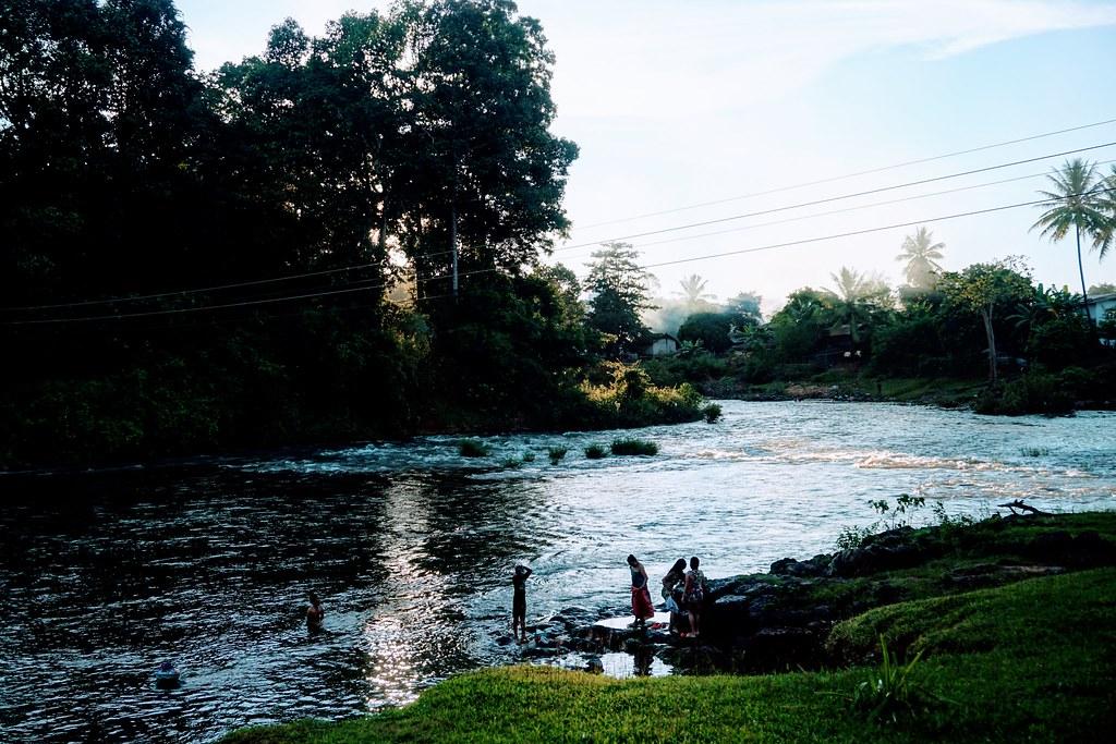 Tod Lo Village - Laos