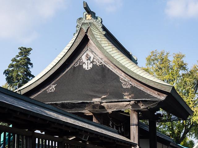 Aso 2016 - Aso shrine