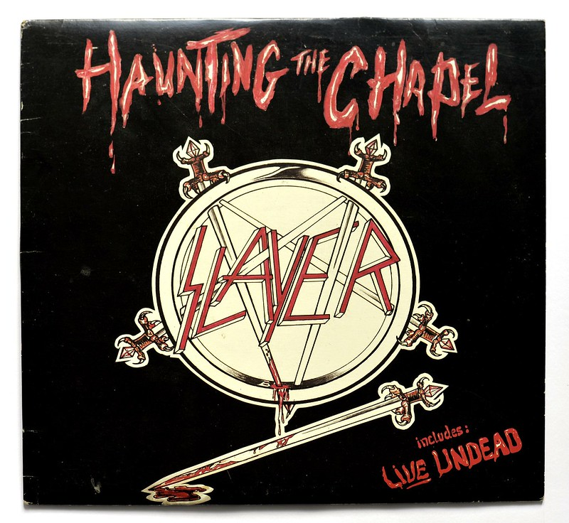 A0291 SLAYER Haunting the Chapel