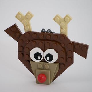 Flat Rudolph
