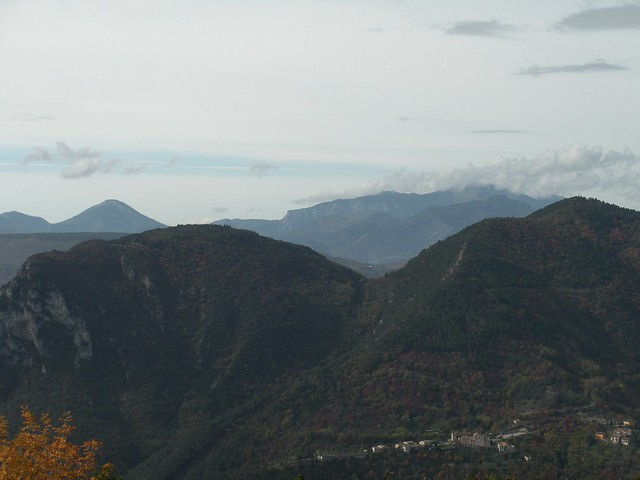 Monte Catria 1701 mt, Nikon COOLPIX S560