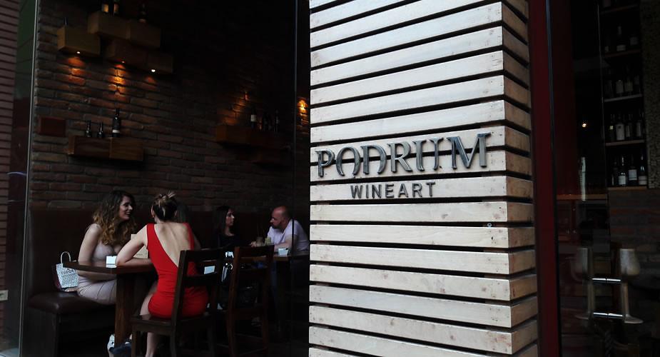 Wijn proeven in Belgrado: Podrum | Mooistestedentrips.nl