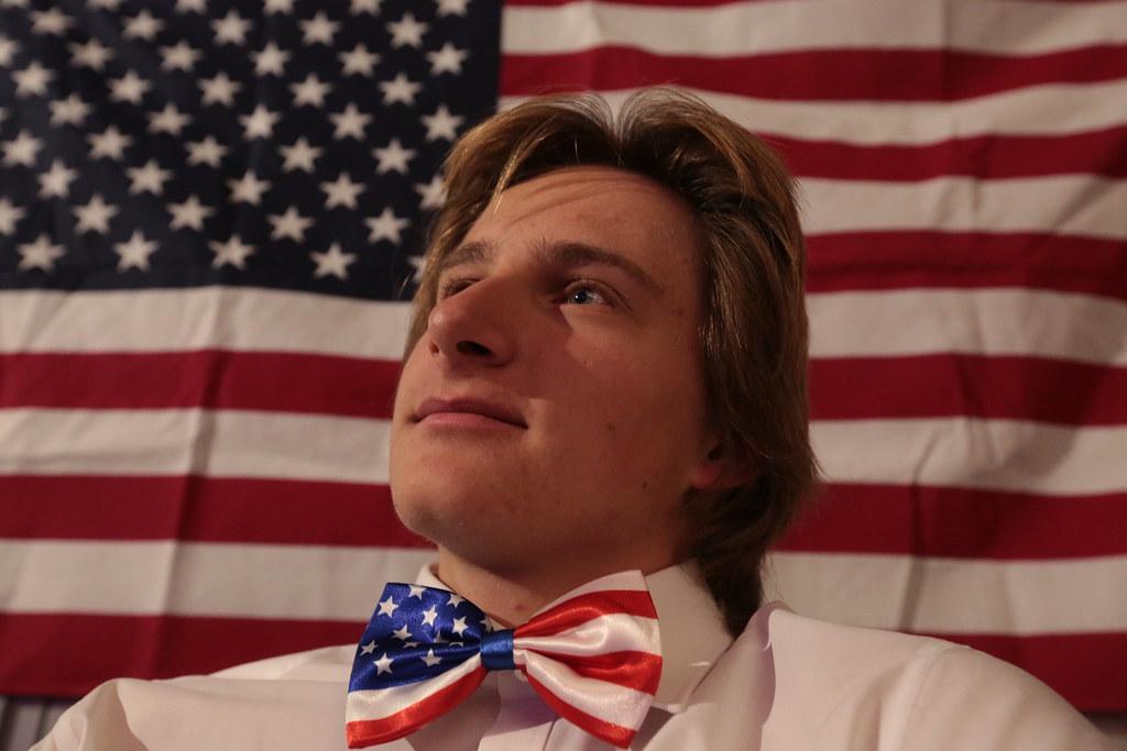 American Night, 4. November