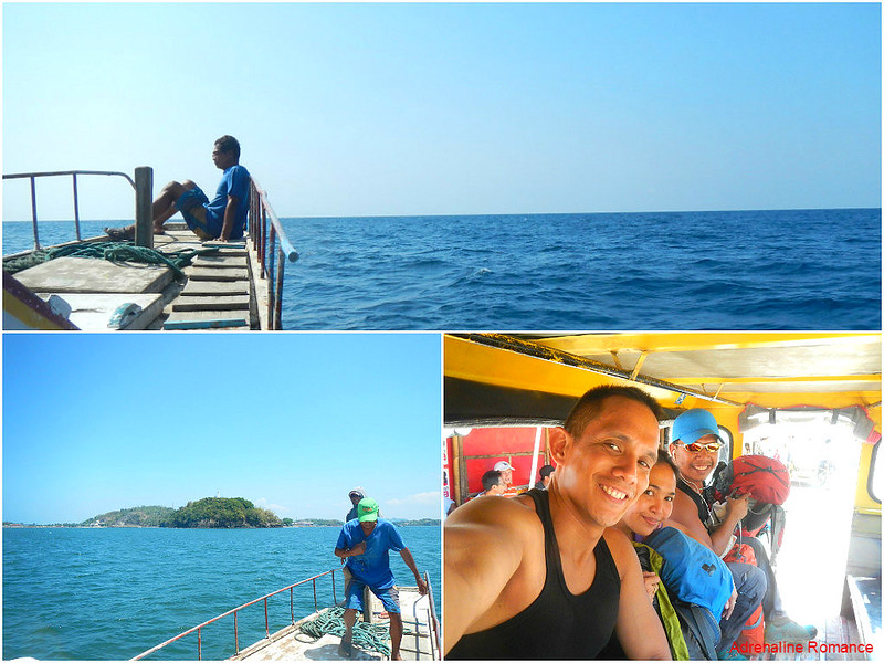 Going back to Panay Island