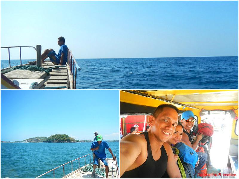 Going back to Panay Island