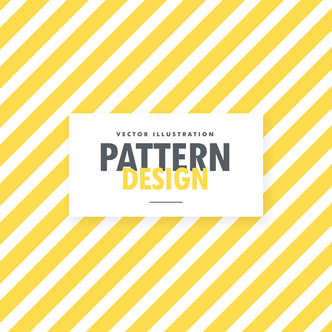 Yellow and white stripes background 2