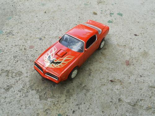 Pontiac Firebird Trans AM (1970) - Motor Max6