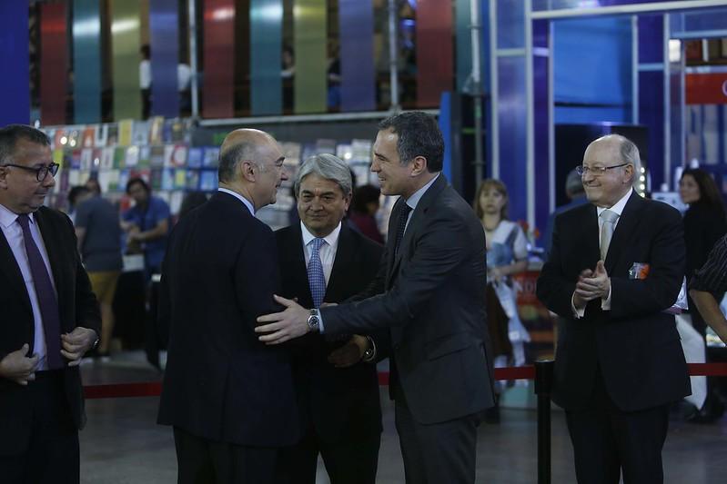 Cambio de Mando de Italia a Perú