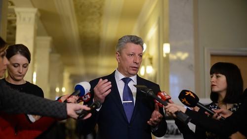 Юрій Бойко: «ОПОЗИЦІЙНИЙ БЛОК не підтримує ініціатив щодо збільшення зарплатні народних депутатів»