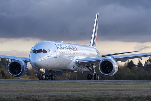 Air France Boeing 787-9 F-HRBE