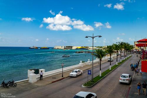 Avenida Principal Cozumel
