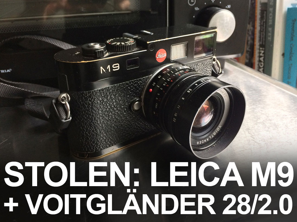 Leica M9 stolen | In the night from 8th to 9th november my L… | Flickr