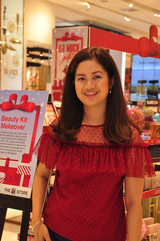 SM Beauty Group Marketing Manager Sharon Decapia 2