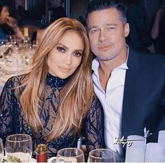 Who fancies a JLO and Brad team? See more at that slaylebrity life