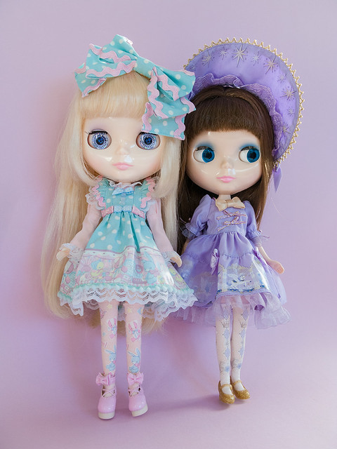 Melody Star and Lavender Fields