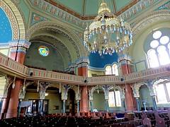 Sofia Synagogue- Interior, Bulgaria, October 2017