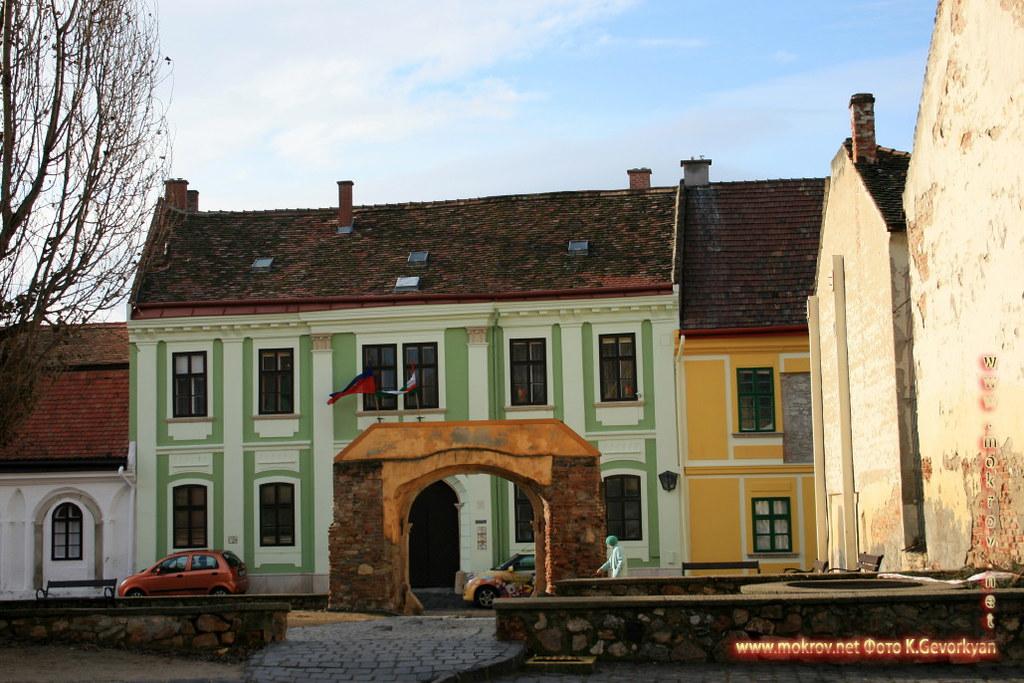 Секешфехервар — город в Венгрии в этом альбоме фотоработы