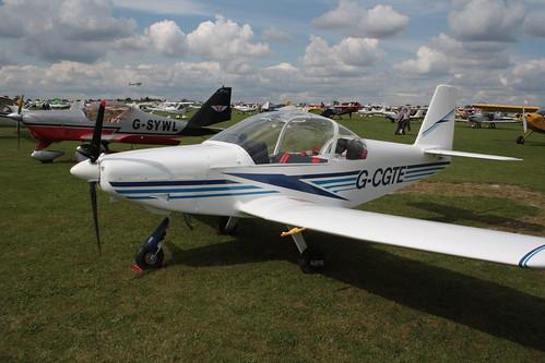 G-CGTE Brandli BX-2 [PFA 179-13386] Sywell 010917