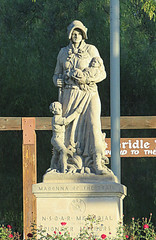 Madonna of the Trail