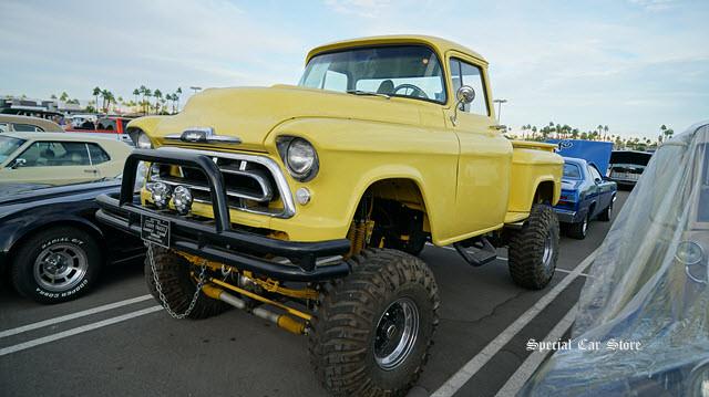 1957 Apache Pickup