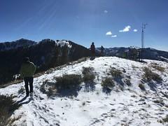 First snow at Guardsman Pass