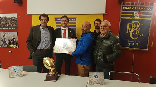 ELocal Group alla Rugby Parma