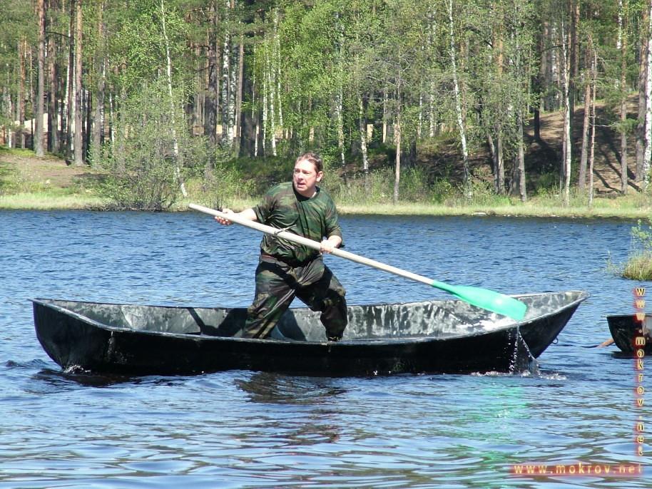 Андрей Федорцов и Семен Стругачев в розыгрыше рыбак рыбака