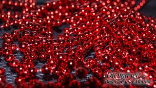 Rote Perlen