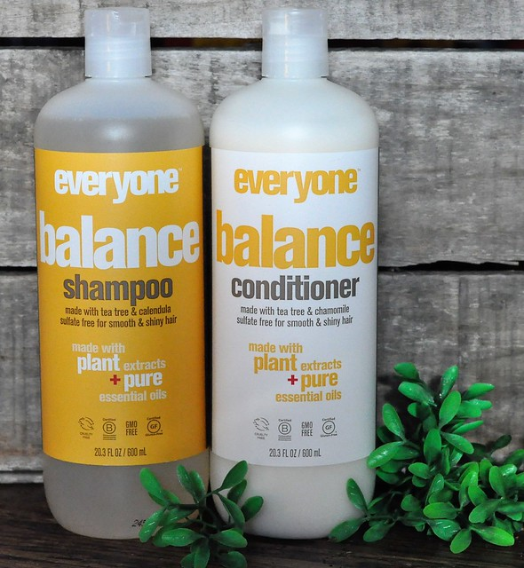 Everyone shampoo and conditioner