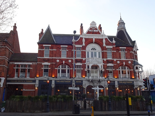Half Moon, Herne Hill, London SE24