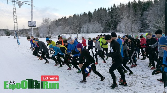 Espoo Trail Run - 6.12.2017