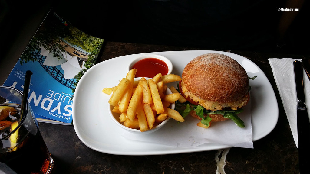 The Rocks Cafe, Sydney, Australia