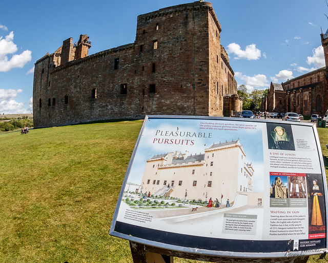 (#3.358) Linlithgow Palace