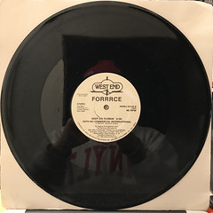 FORRRCE:KEEP ON DANCIN'(RECORD SIDE-B)