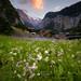 The Beautiful Village of Lauterbrunnen II Switzerland