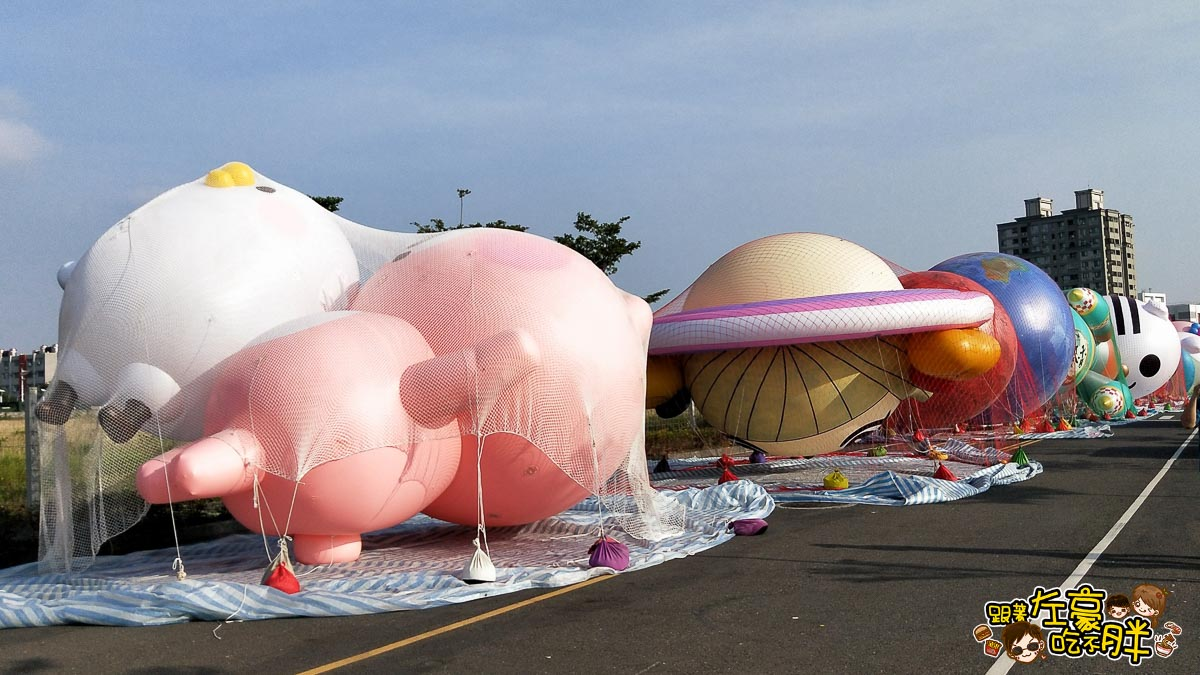 高雄夢時代OPEN大氣球遊行-11