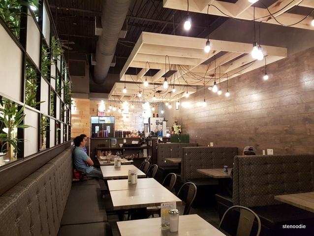 Woodstone Eatery