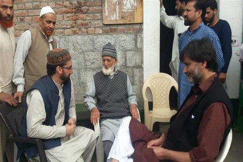 India Adopted Multipronged Strategy to Crush Movement JRL