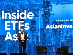 Paul Niel @ Inside ETFs Asia