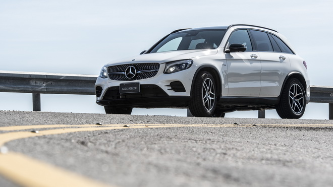 Mercedes-AMG GLC43 4MATIC全新登場,不僅擁有AMG卓越武力,更保有雅致質感