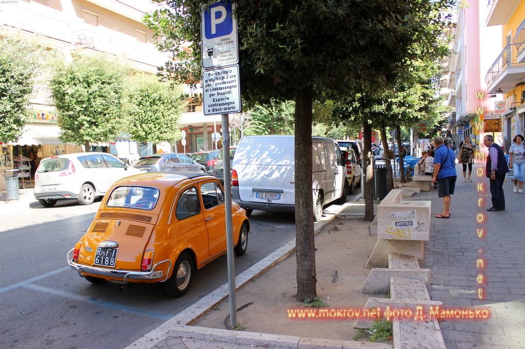 Ладисполи — город в Италии фотографии