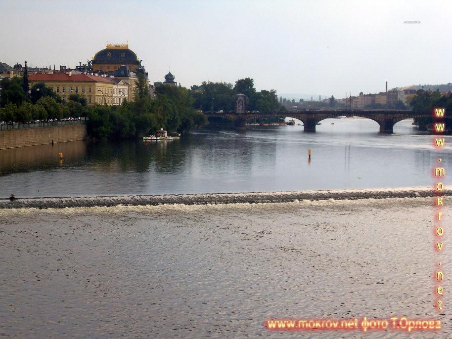 Столица Прага — Чехия фото достопримечательностей