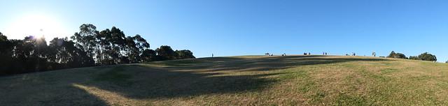 Sydney Park Panorama - Panasonic LX 10