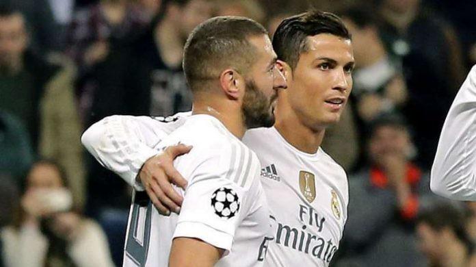 Benzema dan Ronaldo Ternyata Sama sama Cetak Gol