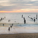Sunset Pilings by jeffloomis1