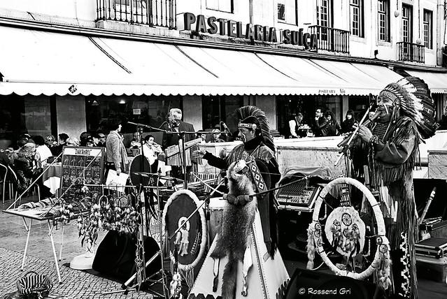 Lisboa músics de carrer