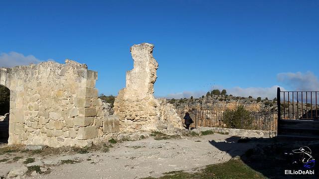Ermita de San Frutos y Monasterio de la Hoz en las Hoces del Duratón 6