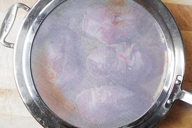 splatter screen