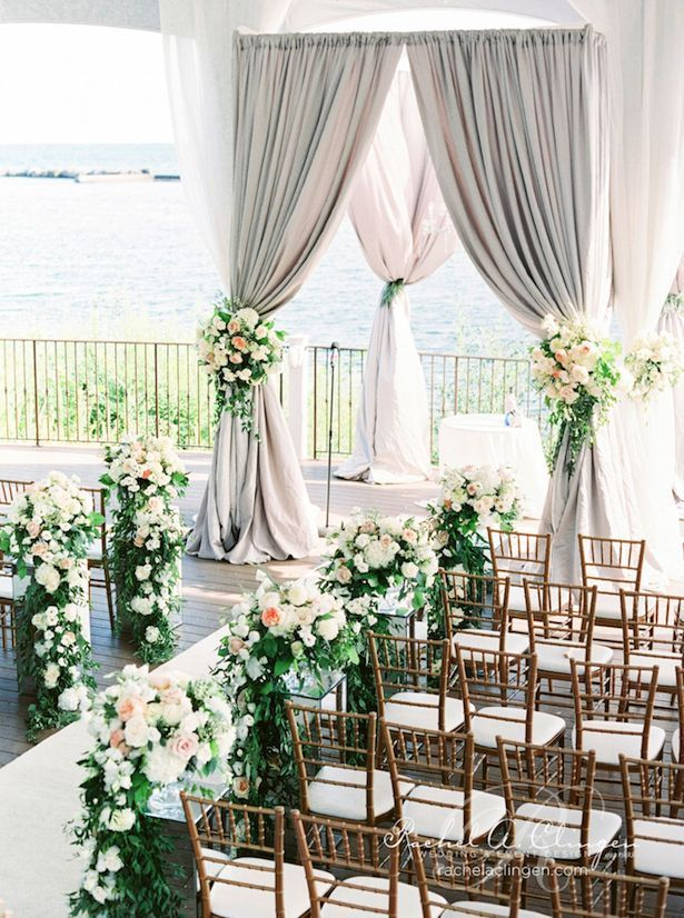 Wedding Ceremony Ideas - Photo by Andrew Mark